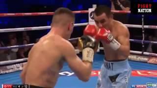 Ryan Burnett vs Zhanat Zhakiyanov Full Fight HD / Жанат Жакиянов - Райан Барнетт Полный бой в HD