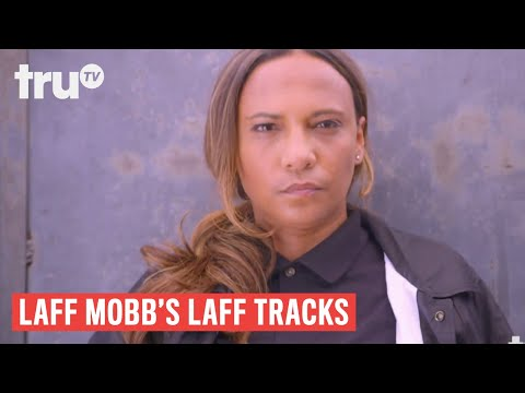 Laff Mobb's Laff Tracks - My Wife is an FBI Agent ft. Mark Viera | truTV