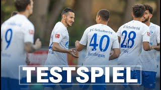TESTSPIEL RE-LIVE | FC Schalke 04 - VfL Osnabrück