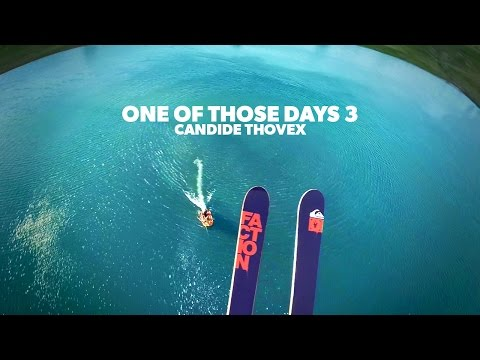 More Creative Freeskiing Hijinks From Candide Thovex