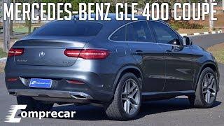 Avaliação: Mercedes-Benz GLE 400 Coupé