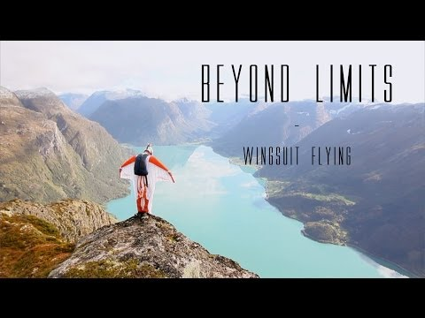 A Crazy Compilation Video Of People Risking Death In Wingsuits