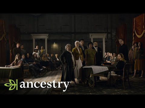 Ancestry.com Commercial (2017 - 2018) (Television Commercial)
