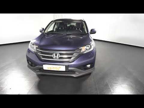 Honda CR-V 1,6 Diesel Lifestyle Business 2WD, Maastoauto, Manuaali, Diesel, EMS-766