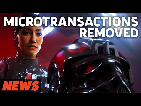 Star Wars Battlefront 2 Microtransactions Removed (Temporarily)! – GS News Roundup