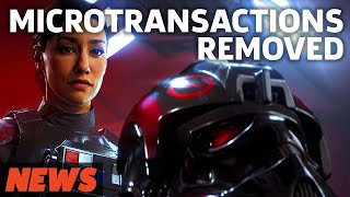 Star Wars Battlefront 2 Microtransactions Removed (Temporarily)! - GS News Roundup
