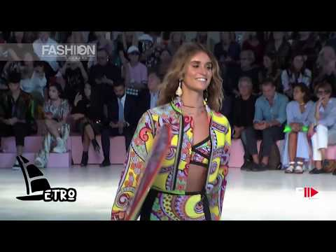 Best Looks BEAUTIES BY THE SEA Spring 2019 | Trends - Fashion Channel