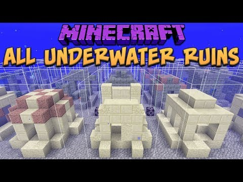 Minecraft Walkthrough - 1 13 Snapshot 18w10a Tropical Fish