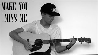 Sam Hunt - Make You Miss Me (Official Music Video Cover)