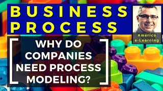 Lesson 1 - Why do companies need Business Process Modeling? BPM & process modeling strategy