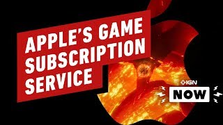 Apple Arcade Games Subscription Service Announced - IGN Now