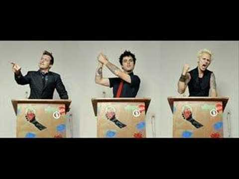 GREEN DAY-Reject-