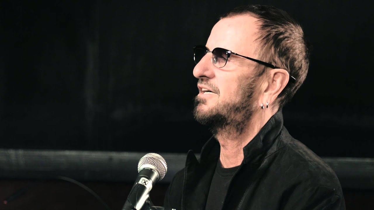 Ringo Starr Interviewed by David Lynch Foundation's Bob Roth