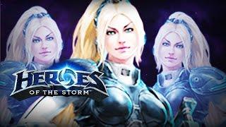 ♥ Heroes of the Storm (Gameplay) - Nova, Decoy Build (HoTs Quick Match)