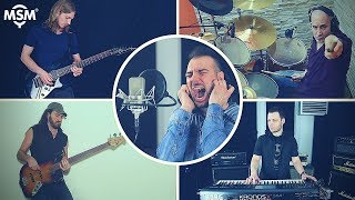 Ark - Just A Little (with special guest John Macaluso) - Full Band Cover