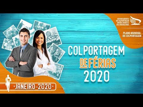 COLPORTAGEM DE FÉRIAS - 2020