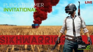 Sikhwarrior | Lets have some fun ! | NVIDIA India PUBG Invitational Duos ♦ PUBG INDIA LIVE