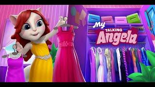 My Talking Angela 2 - GamePlay Trailer