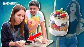 YouTubers prueban el yogurth de Kenia os