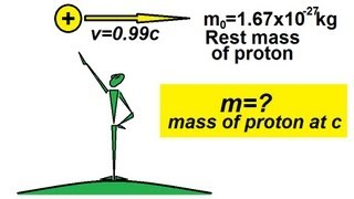 Physics - Special Relativity (1 of 43) Relativistic Mass