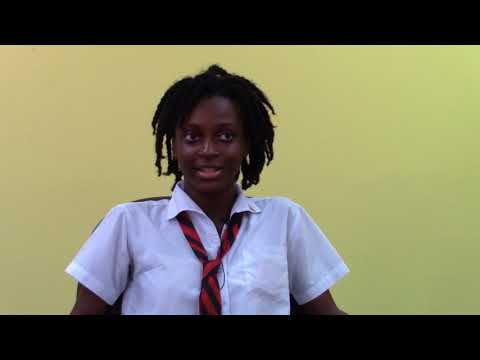 Trinidad & Tobago: Young Bernice Antoine is all about girls' empowerment