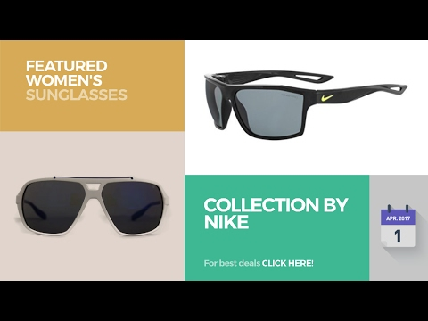 Collection By Nike Featured Women's Sunglasses