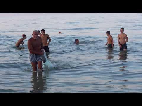 La pesca su Bajkal una filatura