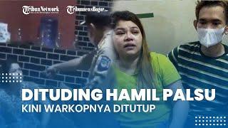 Nasib Pasutri Korban Pemukulan Satpol PP Gowa, setelah Dituding Hamil Palsu Kini Warkopnya Ditutup