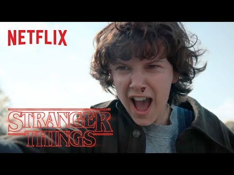 TV Trailer: Stranger Things Season 2 (0)