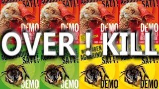 Overkill – Wir haben es satt!