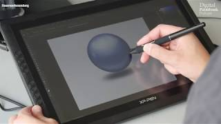Pen-Display XP-Pen Artist 16 Pro im Test / Review