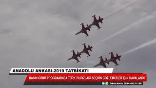 Anadolu Ankası Tatbikatı nefes kesti