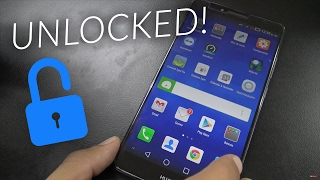 How To Unlock ANY Huawei phone in 5 minutes! | Ascend, XT, Mate, tribute, Mate, Honor, Gr5, Etc...)