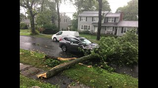 Millions Without Power in Tri-State After Isaias; 2 Tornadoes Reported in NJ | NBC New York
