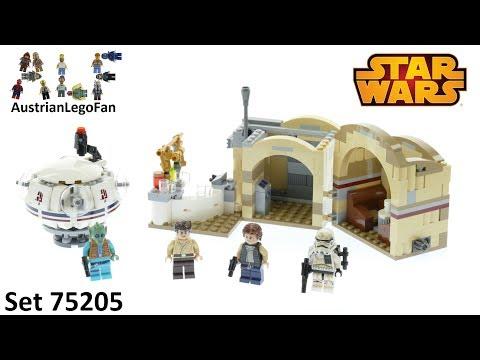 Vidéo LEGO Star Wars 75205 : Cantina de Mos Eisley