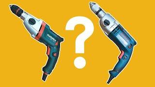 Bosch GSB 21-2 RCT oder Metabo SEBV 1000-2 Bohrmaschine für Bohrständer?