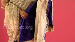 Pochampally Ikat Saree