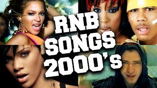 Top 50 R&B Hits of the 2000's