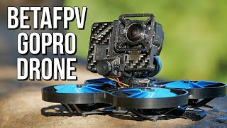 Betafpv Gopro Drone! Tutorial and review! Micro cinewhoops are the future...