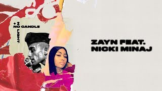 Zayn - No Candle No Light Letra Feat. Nicki Minaj