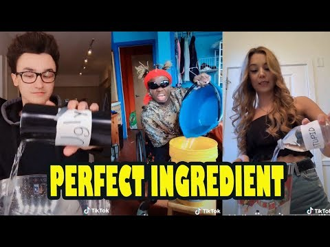 Perfect Ingredients Tik Tok Musically Trending #perfectingredients
