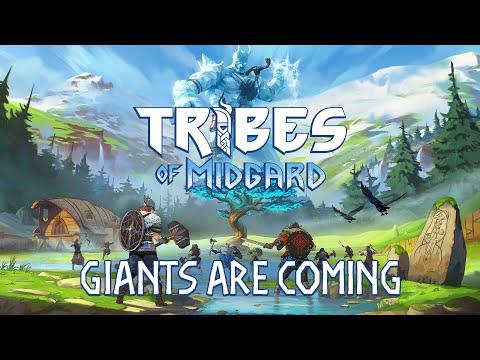 Tribes of Midgard (PC) - Steam Key - GLOBAL - 1