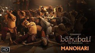 Manohari | Official Song | Baahubali - The Beginning