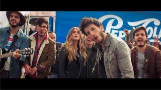 Sebastian Yatra, Morat Y Sofia Reyes! Joy Of Pepsi UNICO VIDEO!!!