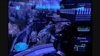 Halo friendly battle