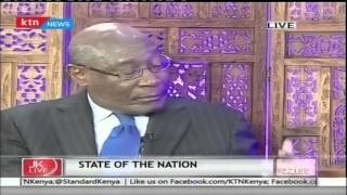 Jeff Koinange Live with businessman Karanja Kabage part 1