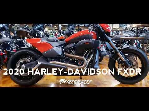 2020 Harley-Davidson® FXDR™ 114 : FXDRS