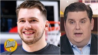 Do The Luka-KP Mavs Have The Brightest Future In The NBA? Windhorst Says Theyre Close | The Jump