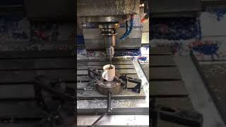 Our CNC Vertical Machining Centre even helps make the tea!