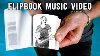 Flipbook MUSIC VIDEO // How I Animated Keith Urban - Superman